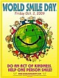 The World Smile Day 2009
